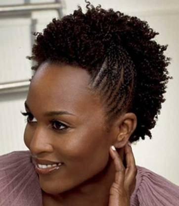 Short-Braided-Hairstyles-For-Black-Women-With-Natural-Hair